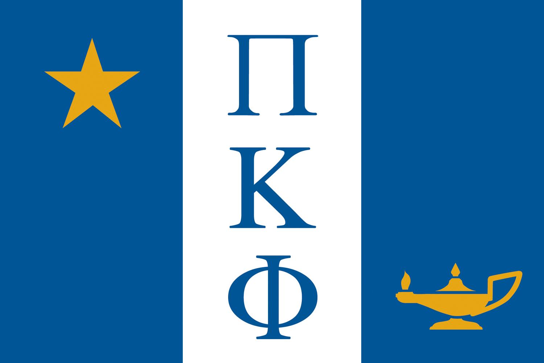 Visual Identity Pi Kappa Phi Fraternity